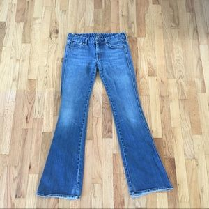 7️⃣ 7 for all mankind jeans